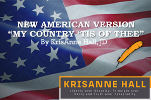 New American Version~ My Country 'Tis of Thee