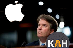 Show Kavanaugh Apple