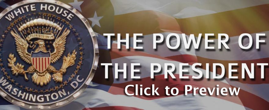 libertyfirst university course power of the president 880x360