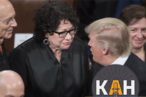 Episode 1049 Dissecting Sotomayor's Trump Tantrum & Girls with Guns