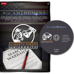 4th Amendment, The Right to be Secure