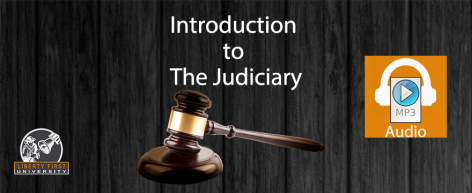 Introduction to the Judiciary