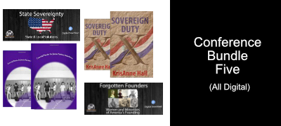 State Sovereignty, Forgotten Founders, Sovereign Duty,  Essentials Stories for Junior Patriots