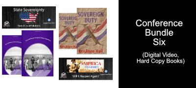 State Sovereignty, America Disarmed, Sovereign Duty, Essential Stories for Young Patriots (Hard Copy Books)