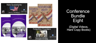 State Sovereignty, Forgotten Founders, Sovereign Duty,  Essentials Stories for Junior Patriots (Digital Videos, Hard Copy Books)
