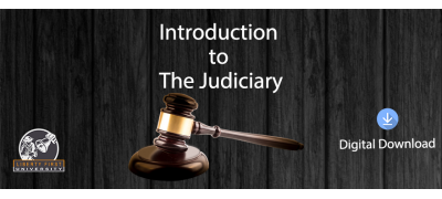 Introduction to Judiciary