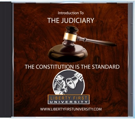 The Judiciary, with Bonus Course and Kavanaugh Hearing Audio