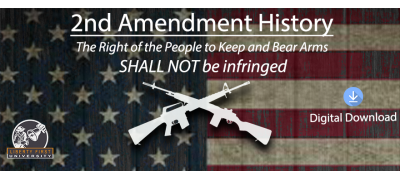 Second Amendment History